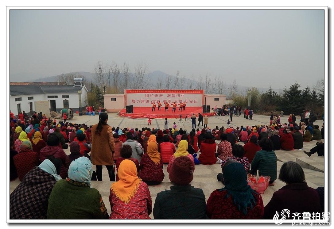 安丘市柘山镇隆重举行老子诞辰2588周年纪念活动