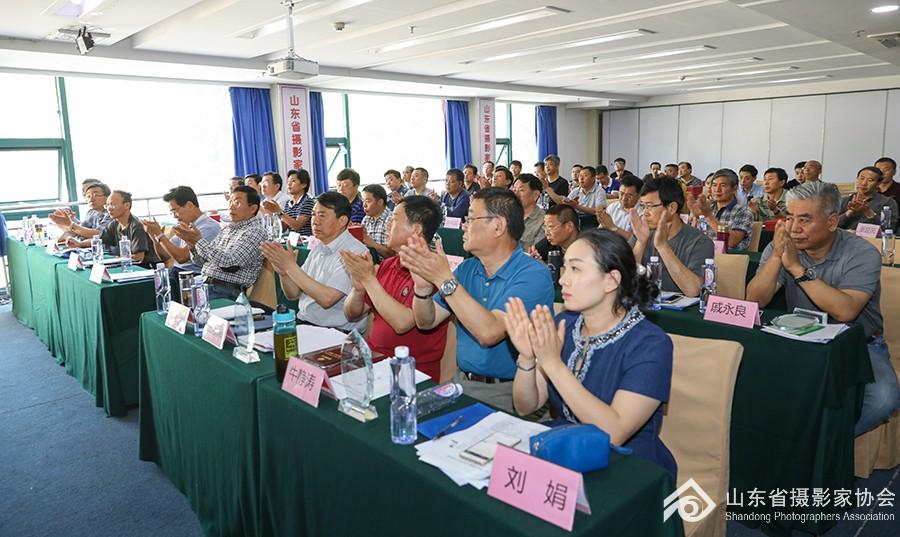 来自全省各地市、行业协会团体会员代表60余人出席了会议