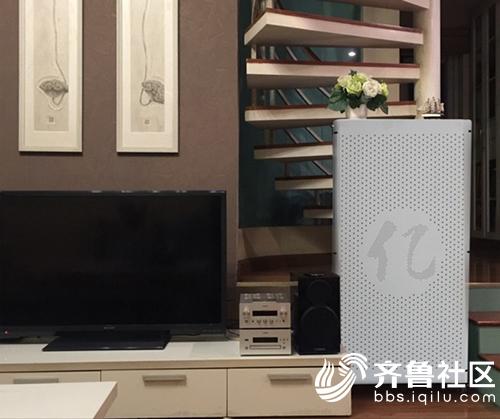 北京FFU家用空气净化器团购-实物图