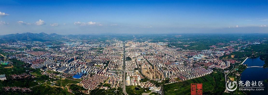 招远城是个什么样子--乔光先全景图1.jpg