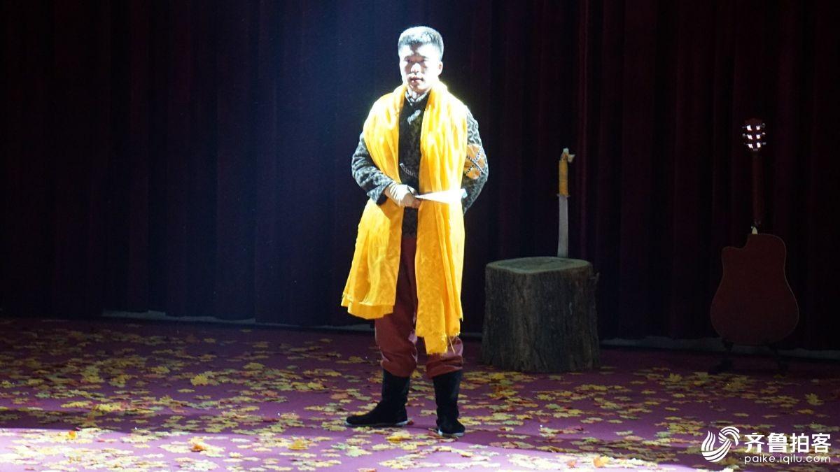 再回首—谷山剧社《欠你一命》第十三场演出圆满成功