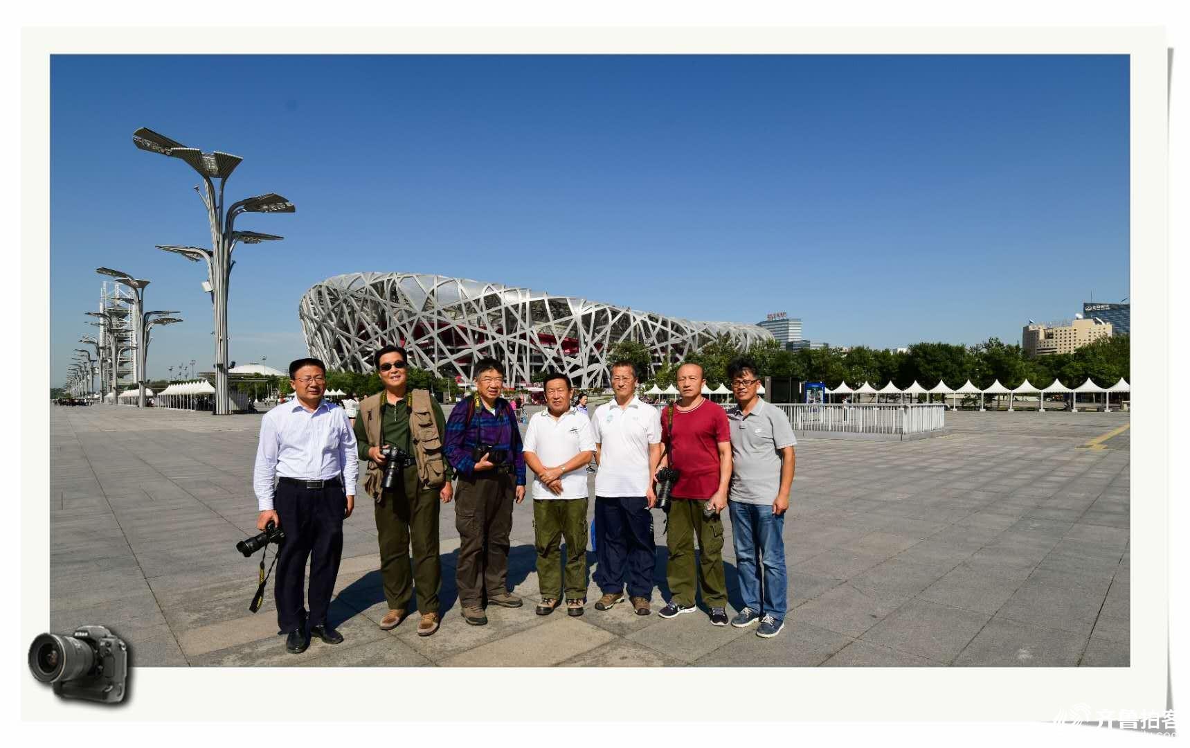 每日一片(2407)庆祝十九大 郓城摄影协会会员自费举办摄影展