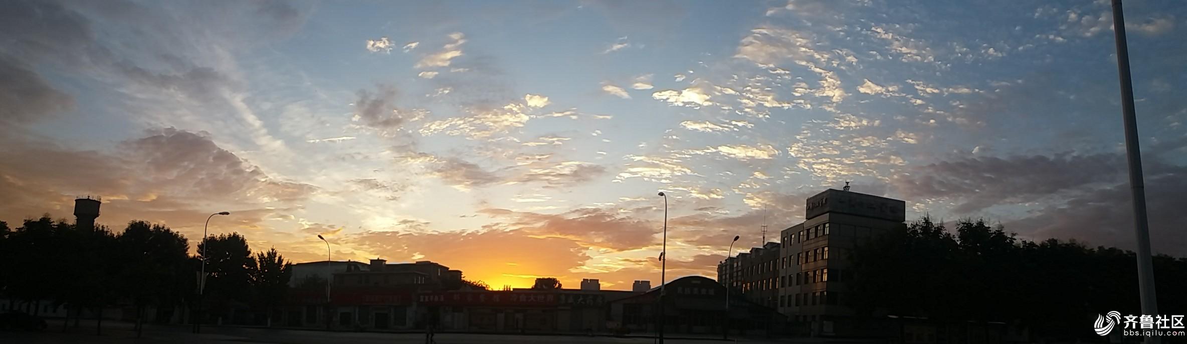 兖州的早晨