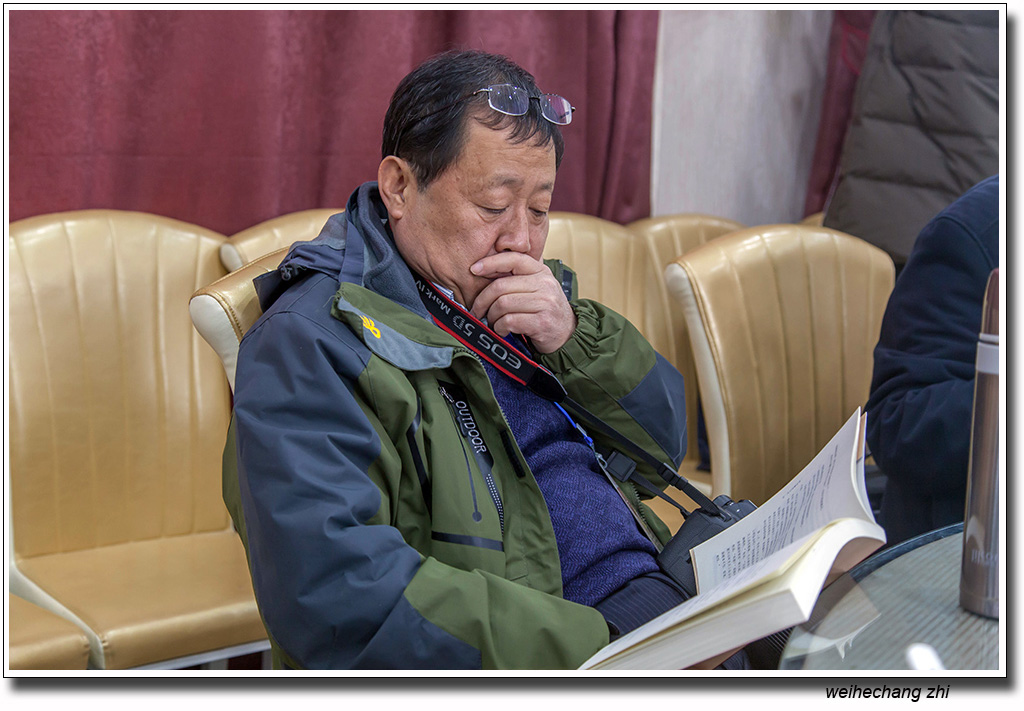 """潍坊市齐鲁拍客团年会24""""读《孝子警官日记》"""".jpg"""