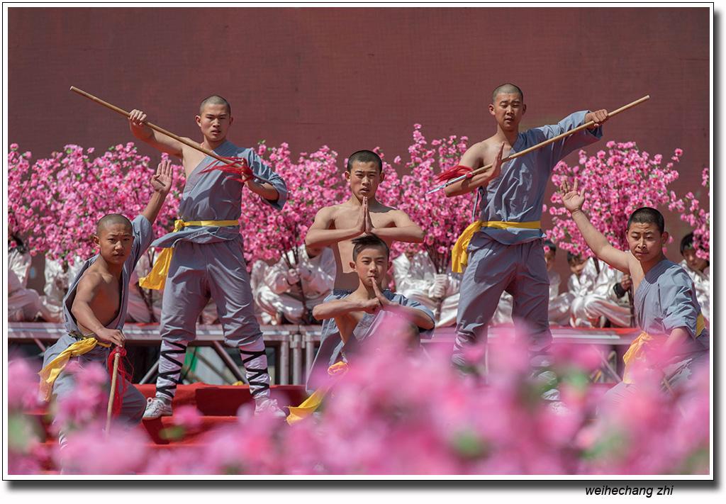 安丘市桃花节上的功夫小子4.jpg