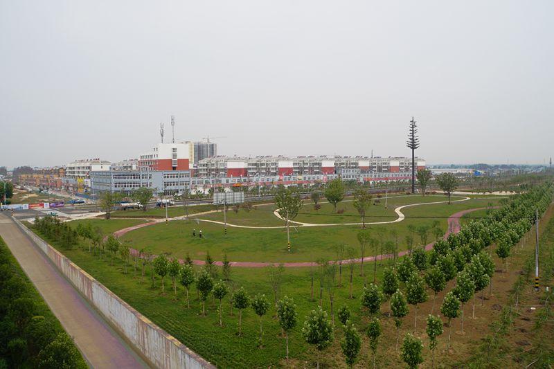 绿城杯影赛  朝阳社区远眺  李清珏  15965123589.jpg