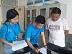 队员于饮水安全管理总站办公室开展调研工作——何星嘉摄.jpg