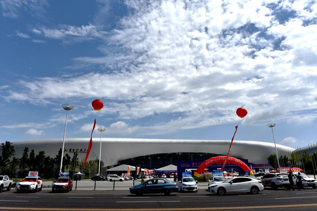 2018第十三届(秋季)中国潍坊鲁台国际车展在鲁台会展中....
