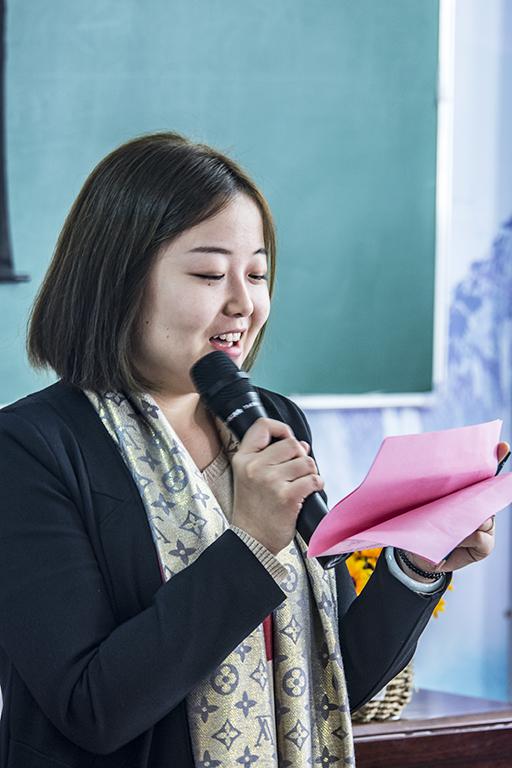 温情相聚    共忆重阳(东营安泰南区联欢会)