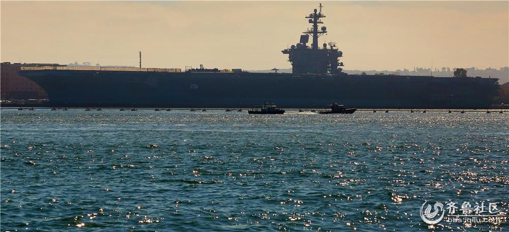 """04-""""卡尔.文森""""号尼米兹级核动力航空母舰(CVN-70).jpg"""