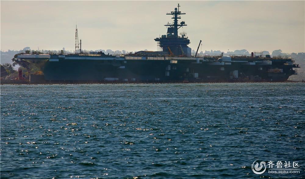 """06-""""罗斯福""""号尼米兹级核动力航空母舰(舷号CVN-71).jpg"""