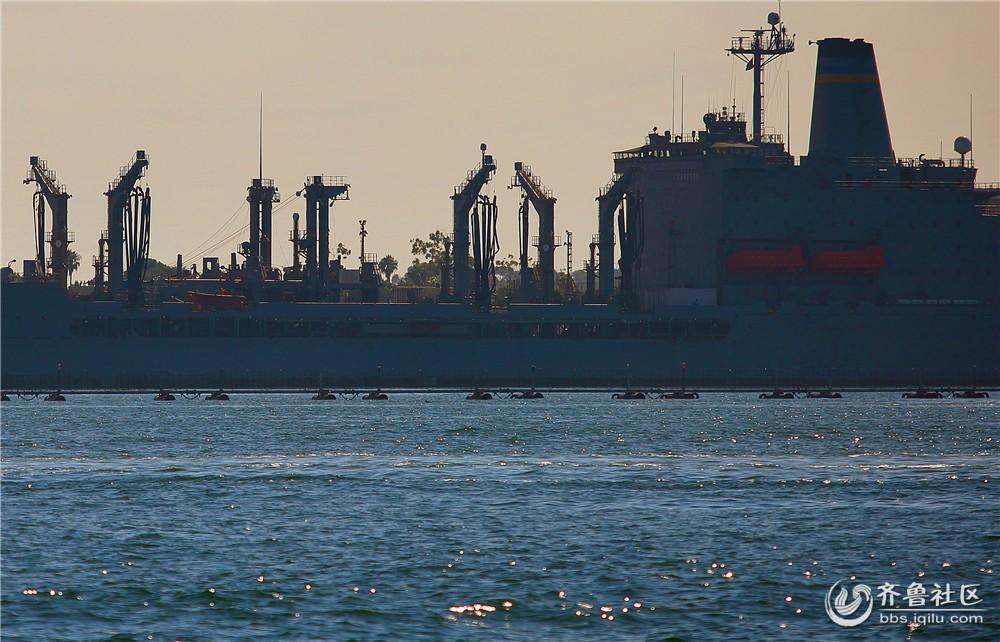 """09-""""育空""""号补给舰舰桥和补给装置设备.jpg"""