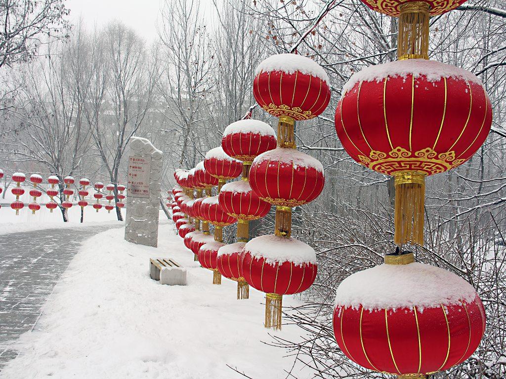 雪打灯_正月正雪打灯
