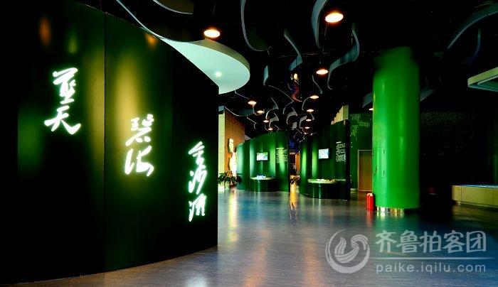 日照城市规划展览馆--【阳光水岛摄影主题会所出品】
