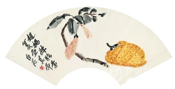 """齐白石(1864.1-1957.9),是一位集诗、书、画、印四绝的艺术大师,在艺术上的经历很有传奇色彩。对四绝,白石老人自认为篆刻第一,诗词第二,书法第三,绘画第四。   白石老人篆刻初学浙派中的丁敬、黄易。后学赵之谦、吴昌硕。从汉《祀三公山碑》得到启发,改圆笔的篆书为方笔;从《天发神谶碑》得到启发而形成了大刀阔斧的单刀刻法;又从秦权量、诏版、汉将军印、魏晋少数民族多字官印等受到启发,形成纵横平直,不加修饰的印风。他在艺术见解上最推崇""""独造"""",并且身体力行,曾说:&am"""