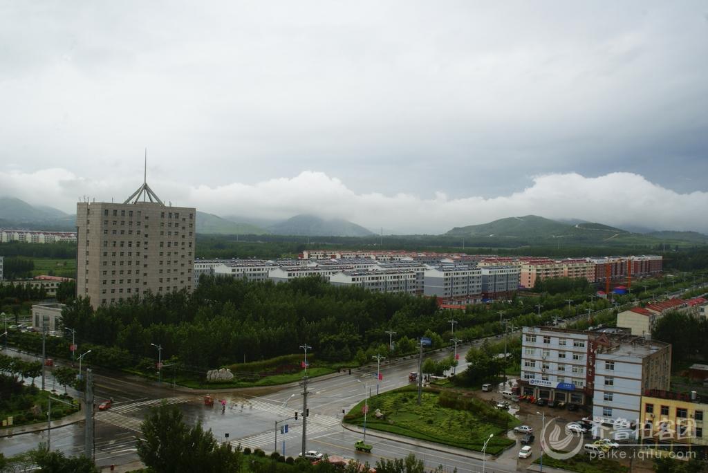 雨后平邑 - 临沂拍客 - 齐鲁社区 - 山东最大的城市