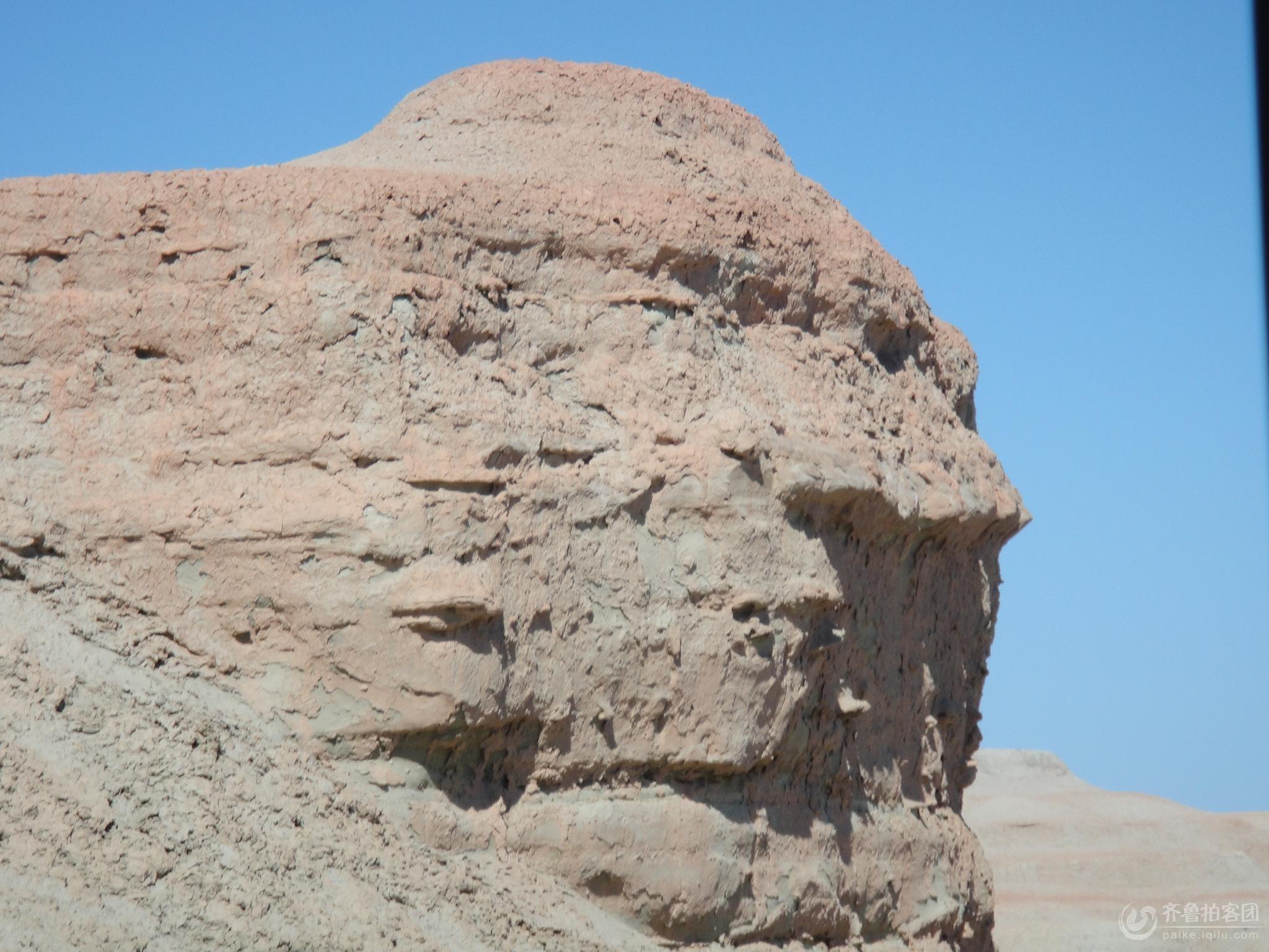 新疆塔里木盆地罗布泊附近的雅丹地区最为典型而得名