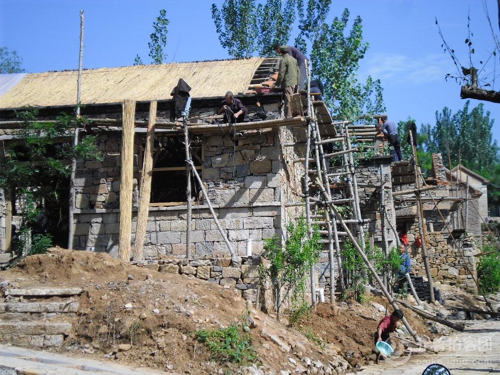 老房子建修 - 濟寧拍客