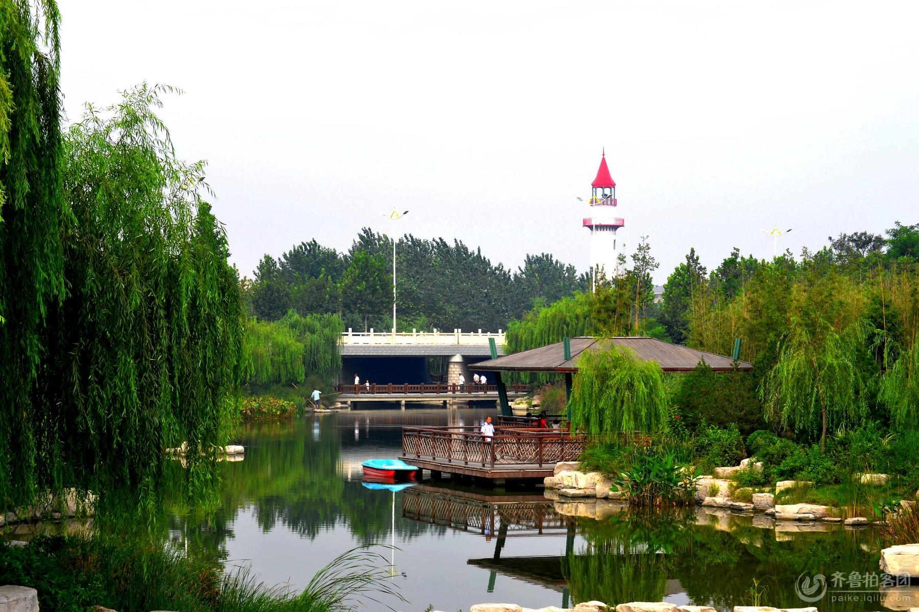 虞河上的信号塔