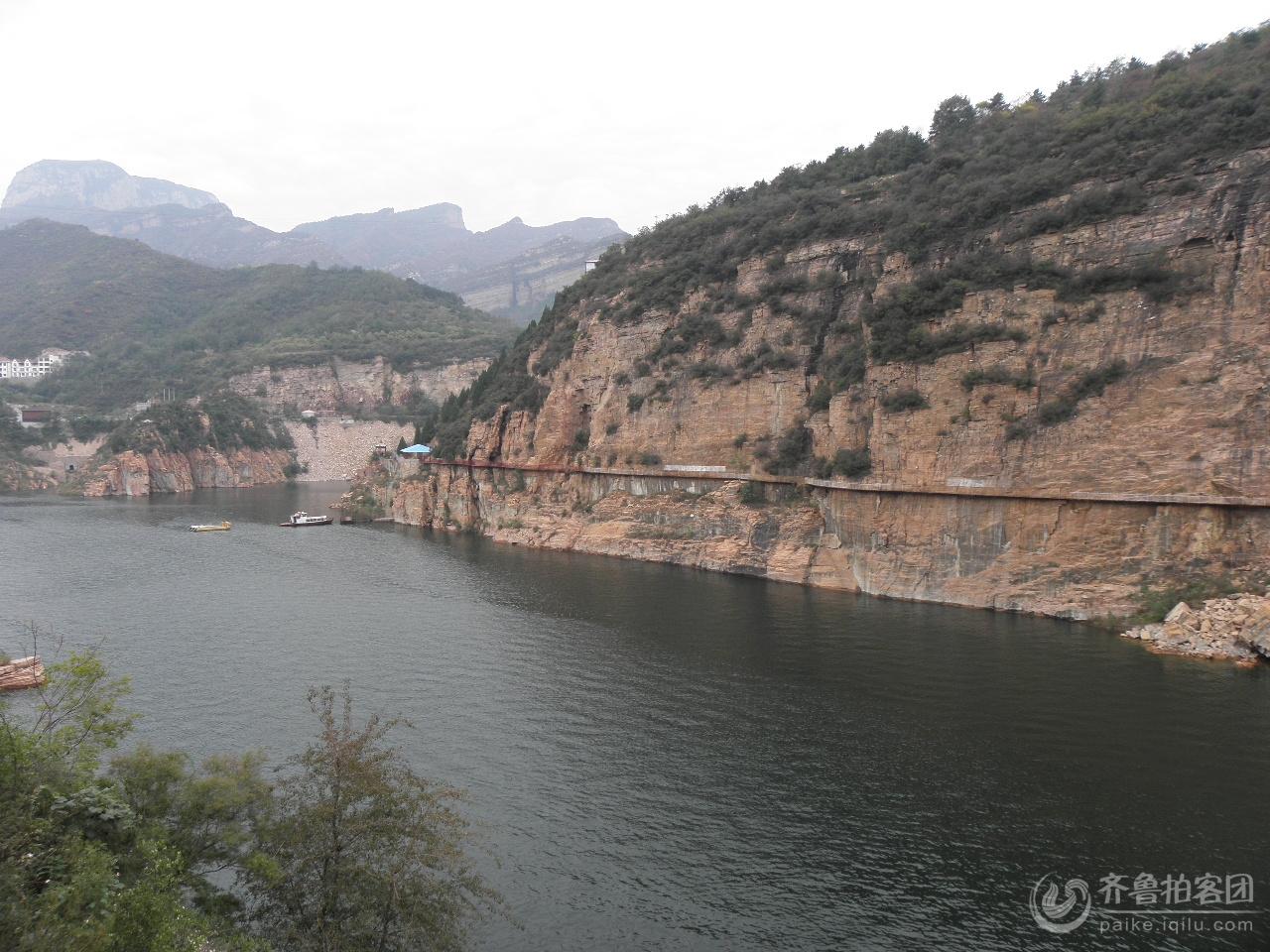 京娘湖风景区(河北邯郸)---9