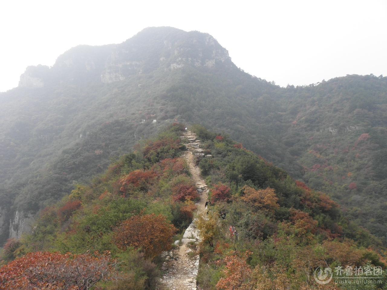 五指山风景区(河北邯郸)---17