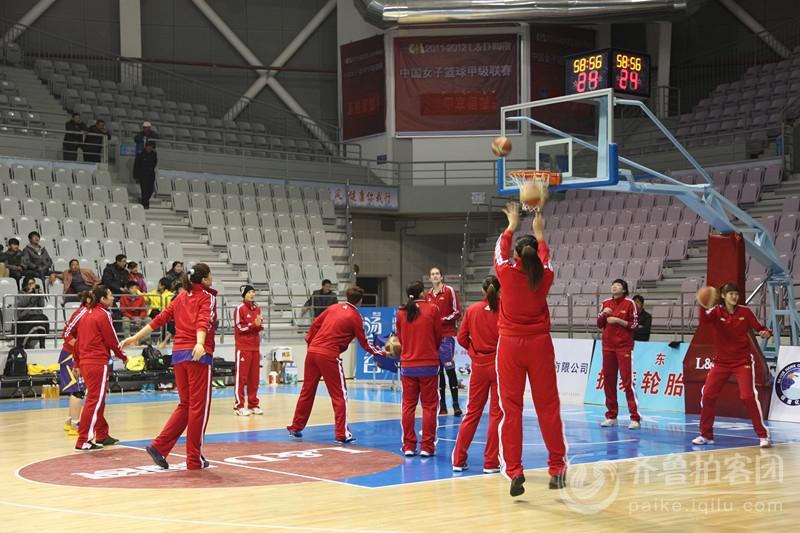 中国女子篮球甲级联赛(山东体育彩票v云南曲靖立得)