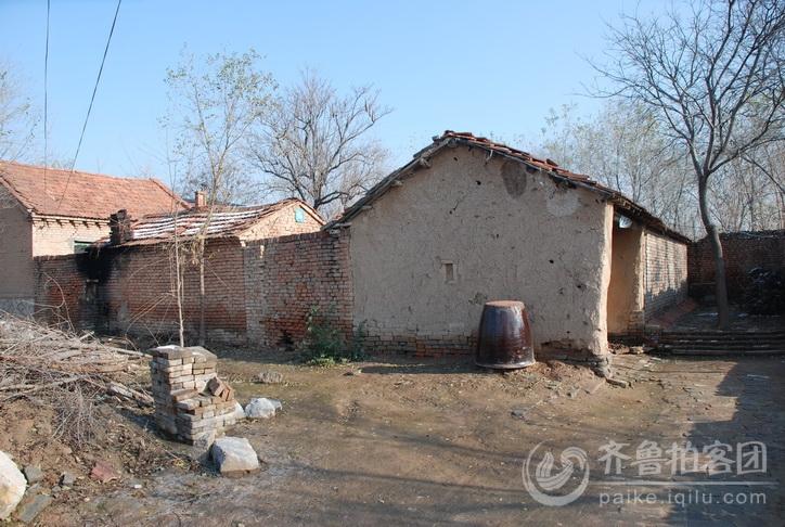 农村还有老房子