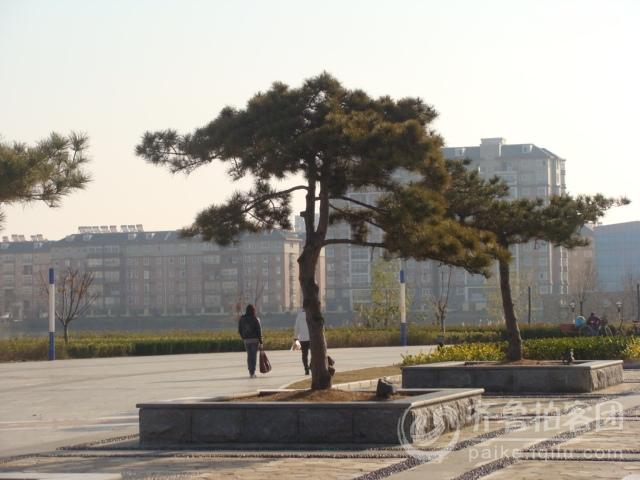 齐鲁拍客齐聚景色优美的成武蓝水湾风景区!-