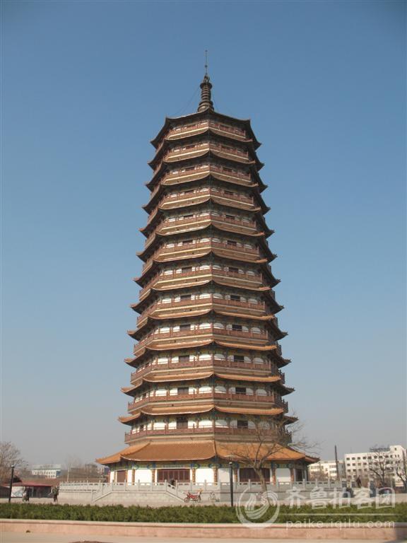 莘县燕塔的历史可追溯到北宋治平元年