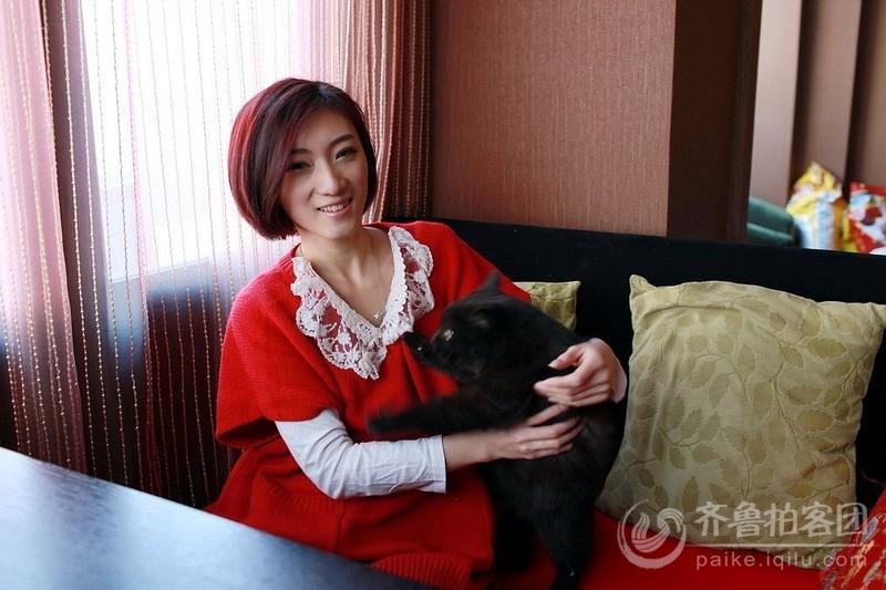 猫咪美女 济宁拍客