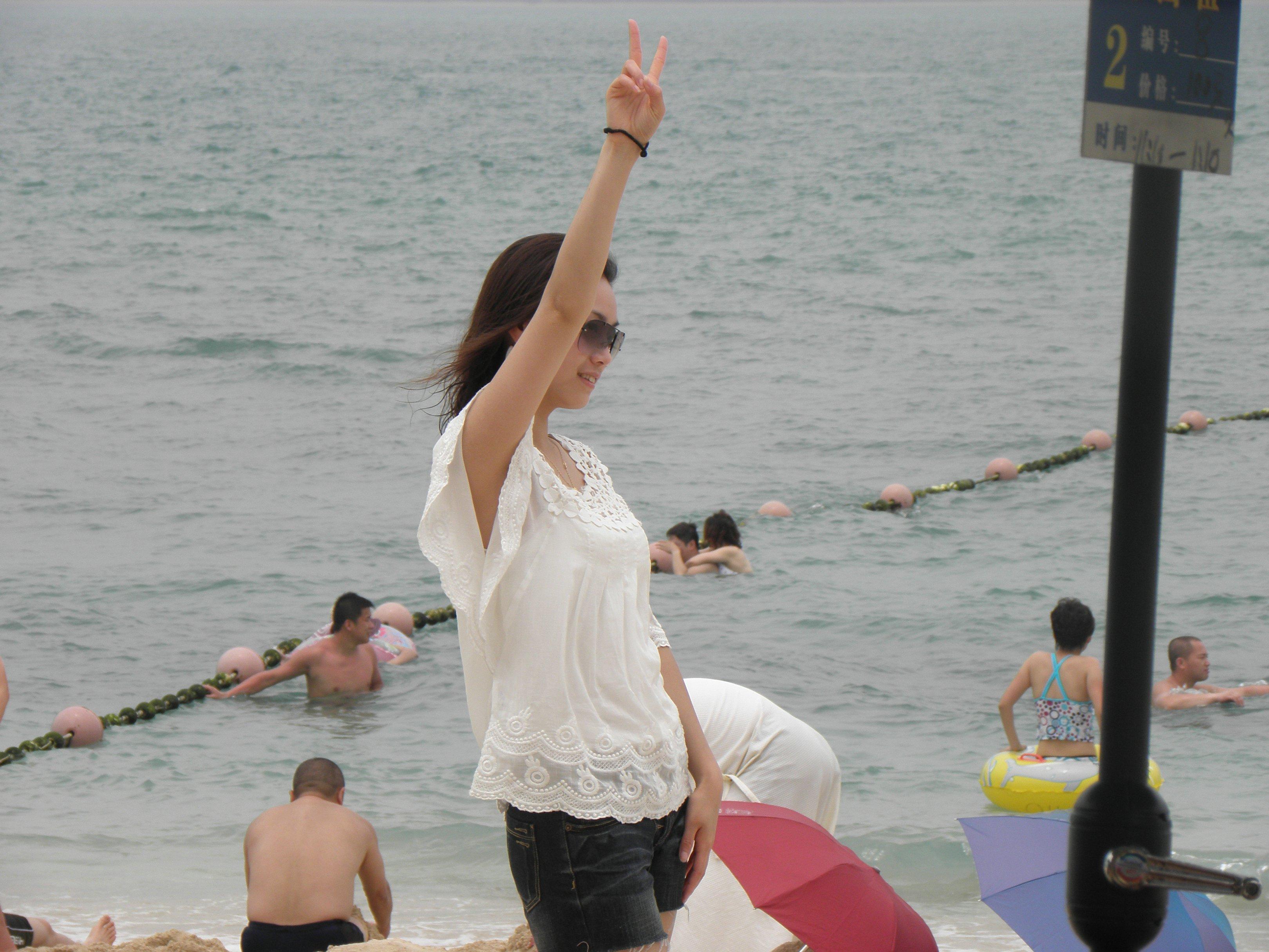 请到天涯海角来---美丽的海南岛之行---11