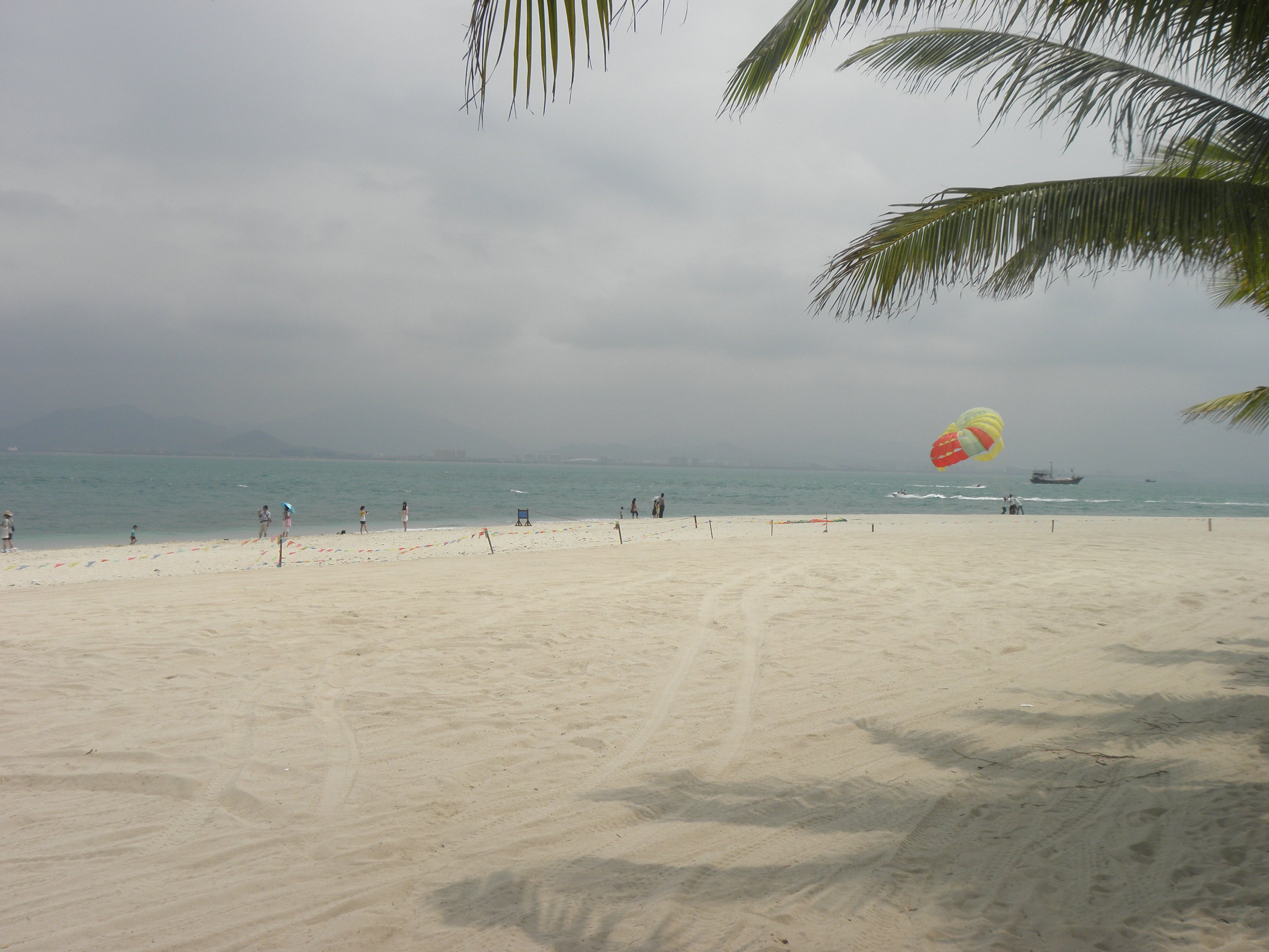 请到天涯海角来---美丽的海南岛之行---10