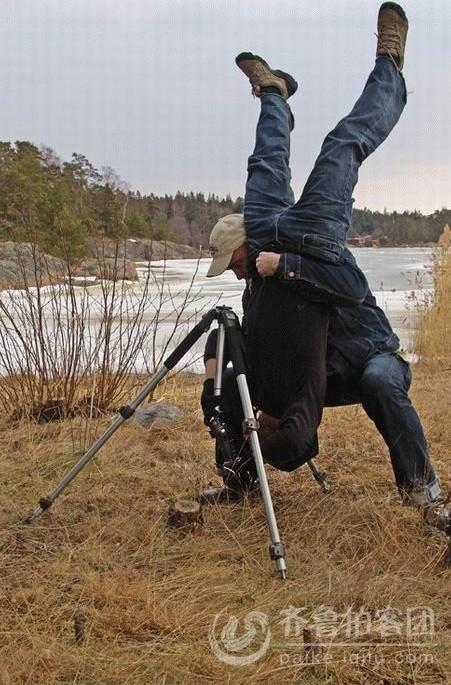 摄影师幽默