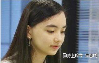 女生都爱的台湾混血美少女棋手