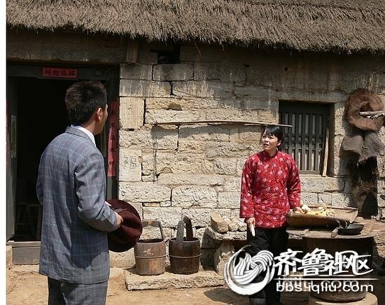 枣庄影视基地_走进铁道游击队旧址枣庄参观影视基地缅怀抗
