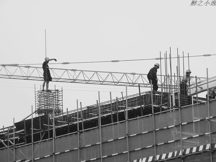 建筑速写图片,建筑速写钢笔画图片,速写建筑工人,钢笔速写建