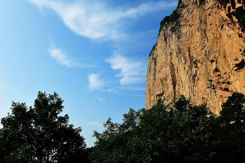 赞皇嶂石岩天气-嶂石岩风景区,河北平山天气,赞皇风景