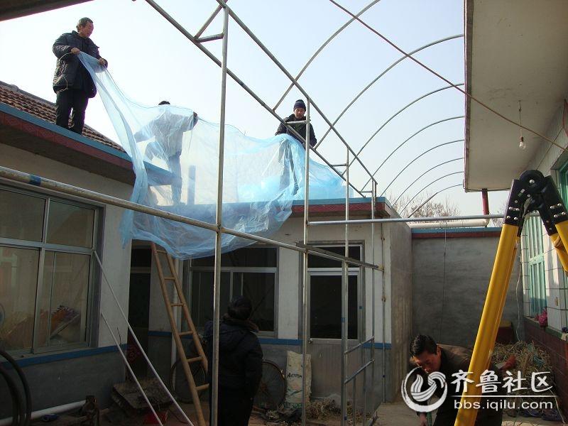 2013农村平房室内装修 提供山东农村平房 农村自建房图