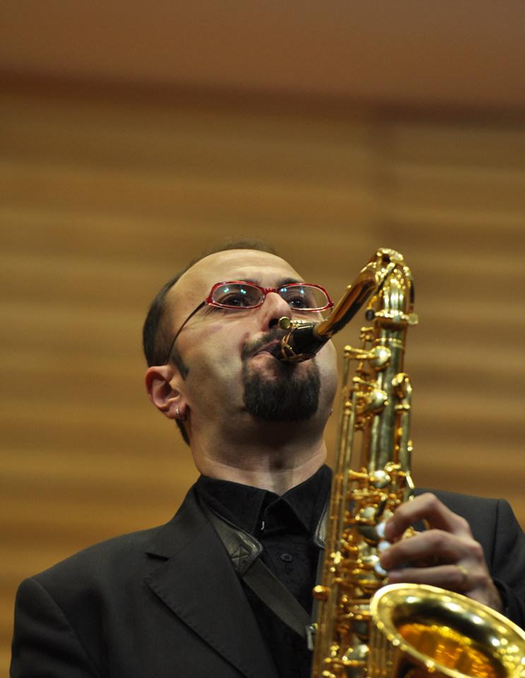哈巴涅拉萨克斯管四重奏