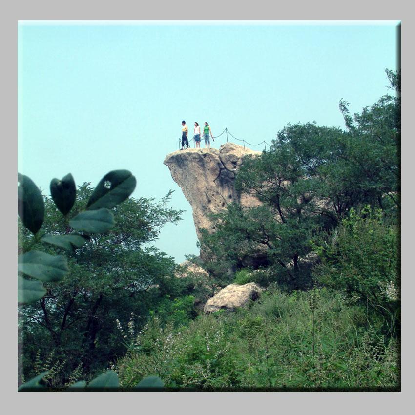 安丘风景 五龙山图片