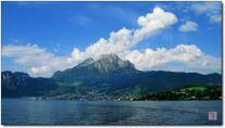 阿尔卑斯的湖光山色[18P]