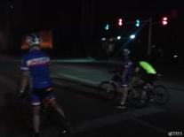 夜骑曲阜高铁