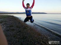 #单人单车中国行#珠峰行 D20 蒙古族藏族自治州乌兰县