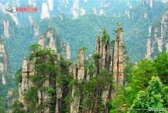 2013年三八妇女节,清明节从山东到湖南张家界摄影线路推荐