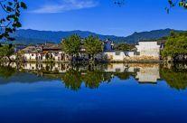 宏村——画中的村庄