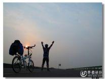 【潍坊比安奇单车+晒照】+骑行张北草原