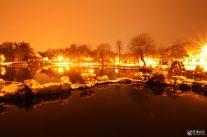 立春 •  雪夜