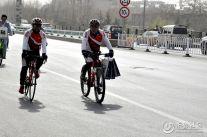 潍坊ZGL参加公益骑行活动