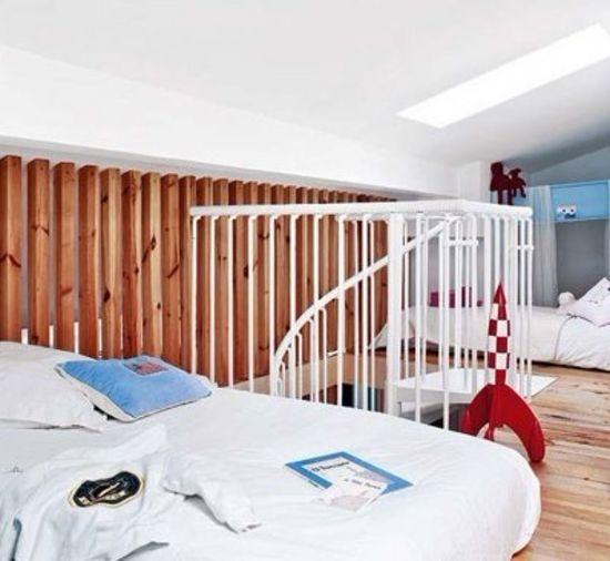 馨的气氛.同时墙面上的木条,搭配地面上质地完全不同的木高清图片
