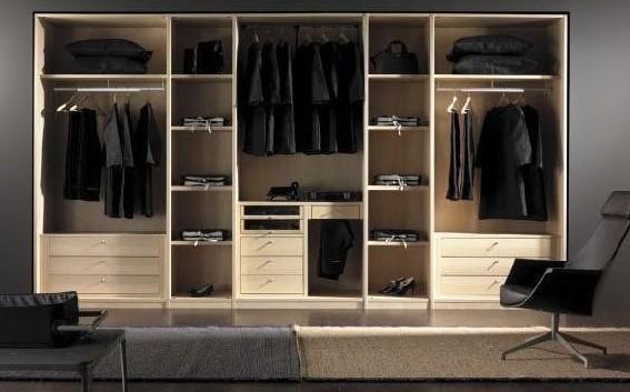 现代新潮自己做衣柜的步骤图片